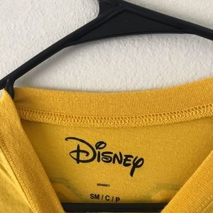 authentic disney long sleeve